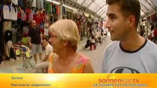Türkei - Marmaris - Marmaris, Türkische Ägäis, Türkei - Urlaub - Reise - Video