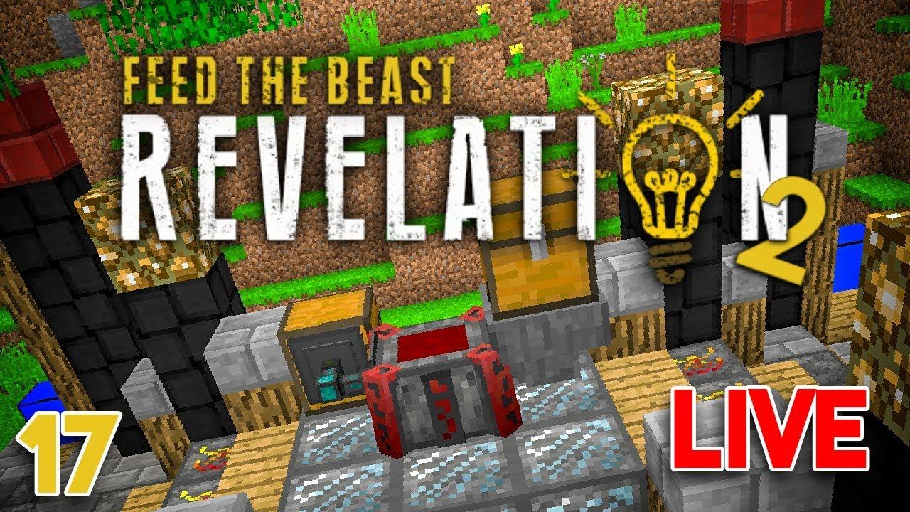 FTB Revelation 2 EP17 Sub/Patreon Server Live