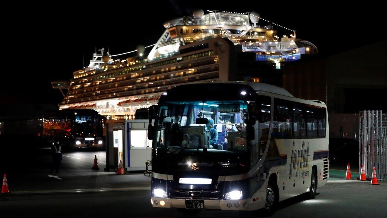 Diamond Princess passengers return home after four weeks in quarantine