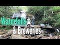 Camping At Vogel State Park, Blairsville, GA & Visiting Winston-Salem, NC Foothills Brewery