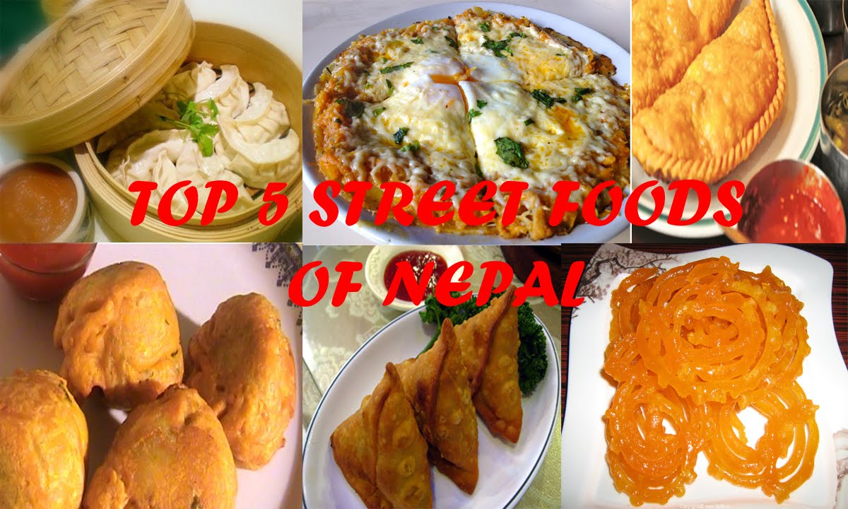Top 5 street foods of nepal for Cuisine of nepal