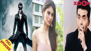 Hrithik To Discontinue With 'Krrish' Series   Mouni Rubbishes Rumours About Karan Being Upset & More