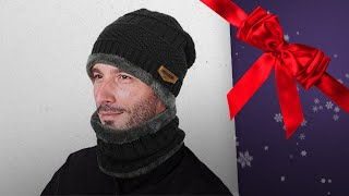 Top 10 Best Winter Hats For Men / Countdown To Christmas 2018! | Christmas Gift Guide