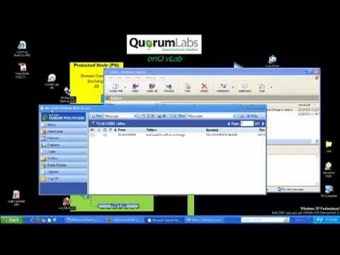 onQ Virtual Lab Tour by Quorum - YouTube