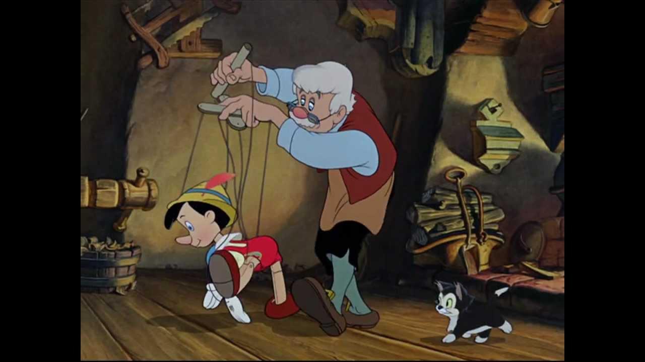 Pinocchio Little Wooden Head Finnish Hd 1080p Youtube