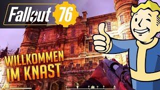 Fallout 76 #08 | Willkommen im Knast | Gameplay German Deutsch thumbnail