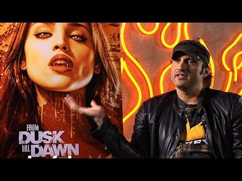 "Robert Rodriguez on Casting the ""From Dusk Till Dawn"" TV Series 