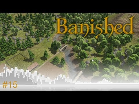 Banished - EP15 - new farm layout