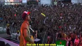 I Will Survive - Cake live at Lollapalooza Brasil 2013