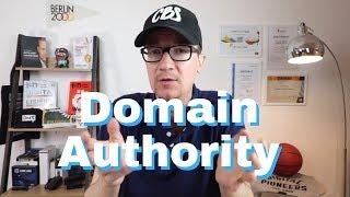DOMAIN AUTHORITY: DOMAIN AUTHORITY CHECKER nutzen und verstehen #SEODRIVEN #282