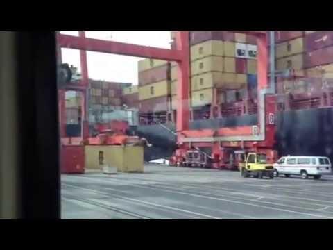 Port America/Maher Terminal Tour