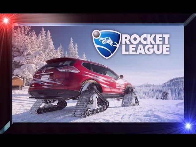 Rocket League Xbox One Gameplay PT BR #2 Um Dia de Neve