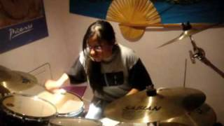 Dance Pe Chance-(Drum Cover)-Sarah T