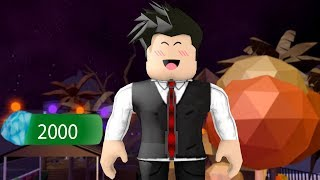 HOW TO WIN 2000 FREE DIAMONDS AND UPDATE ROYALLOWEEN-ROBLOX