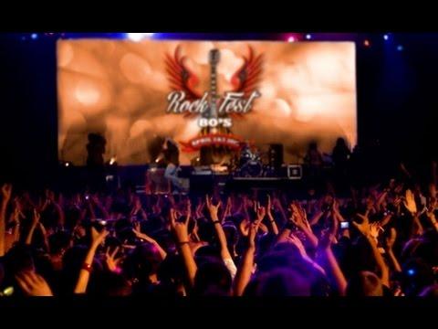 RockFest 80's Music Festival 2016