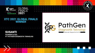 Extreme Tech Challenge Global Finals: Startup Pitches Part 2 - PathGen