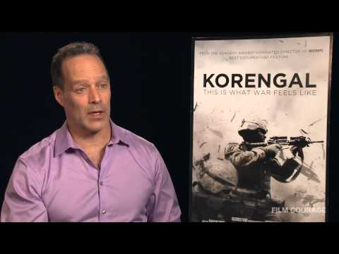 KORENGAL Full Interview with Sebastian Junger
