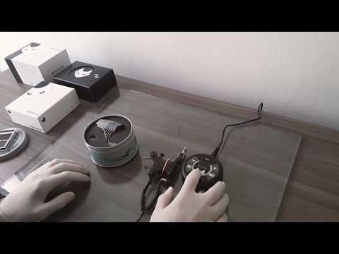 ELECTRA POP e FONTE PS ROUND review { MAQUINAS DE TATTOO paulo fernando ELECTRIC INK }