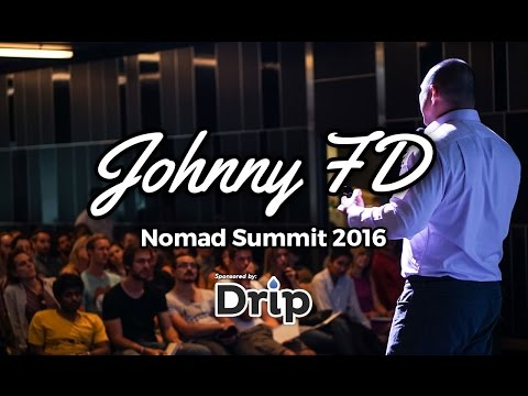 Johnny FD: MVP Hacking - Minimum Viable Product (2016 Nomad