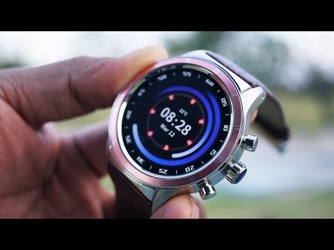 El mejor smartwatch 2017 Review - Y3 SMARTWATCH