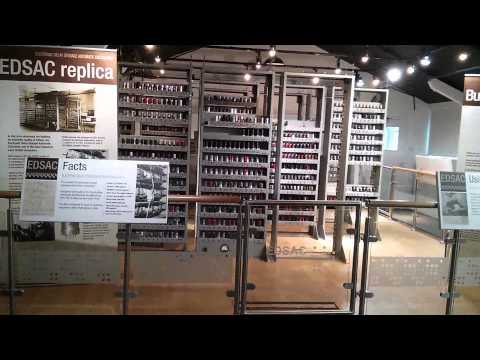 Visit to: The National Museum of Computing