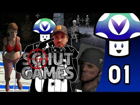 [Vinesauce] Vinny - Schüt Games (part 1)