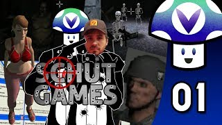 [Vinesauce] Vinny - Schüt Games (part 1)
