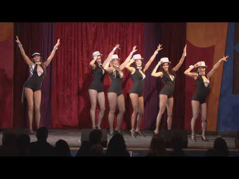 Moon Over Manhattan: A Cabaret Excerpt - Lunaria Dance Theatre