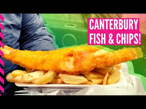 PROPER ENGLISH WEATHER FISH AND CHIP REVIEW!