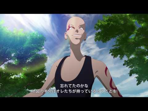 Mattsu, Yamma and Moburi2 Subtitles in Japanese