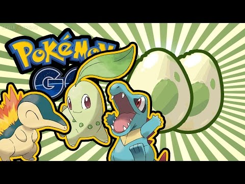 Generation 2 Starter aus Eiern + ultimativer Guide mit Tipps & Tricks | Pokémon GO Deutsch #248