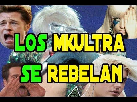 Los mkultra se Rebelan a los illuminati:Reunion Gaga, Cyrus,Justin,Pitt,Carey