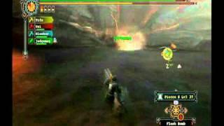 Weekly Unity Hunt for Monster Hunter Tri: 6. Mar. 12 Monster Bomber