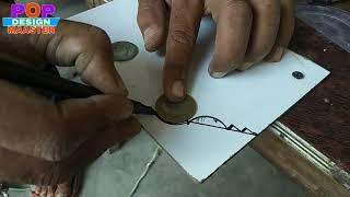 Baixar How To Making P O P Design Frame  , P O P design maaster