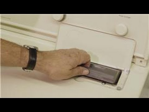 Home Appliances : How to Completely Clean Lint From a Dryer
