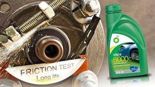 BP Visco 5000 C 5W40 Jak skutecznie olej chroni silnik?