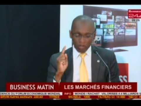 Business 24 | Business Matin - A la Une : Les marchés financiers
