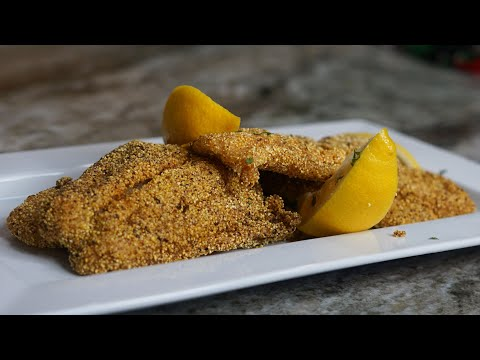 How To Make Crispy Fried Fish| Fried Fish Recipe
