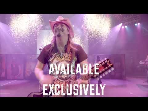 Bret Michaels' Roses & Thorns Candle Collection!
