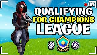 ARENA GRINDING SOLO TO QUALIFY //GIVEAWAY AT 600 - FORTNITE BATTLE ROYALE -SEASON X - Tafi-Games