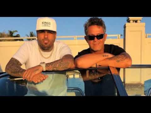 Back In The City - Alejandro sanz ft Nicky Jam ( Video Oficial)