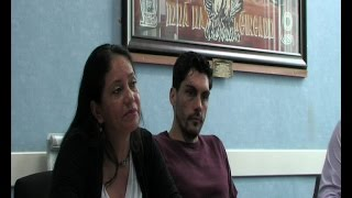 Colombian trade union activists meet with Sinn Féin