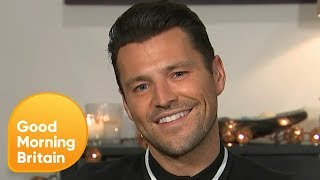 What Has Happened to Mark Wright's Essex Accent?! | Good Morning Britain