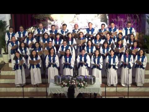 """Hợp Ca : Thánh ca 636 """" Vì Bạn Với Tôi """" - Ban Trung Niên HTTL Sài Gòn"""