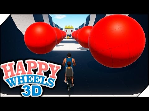 Guts and Glory ➤ ПЕЩЕРА СМЕРТИ ( Happy Weels 3D )