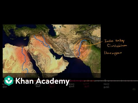 Indus Valley Civilization  | Early Civilizations | World His