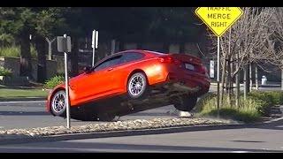 BMW M4 Crash @ CARS & COFFEE Blackhawk 2015 thumbnail