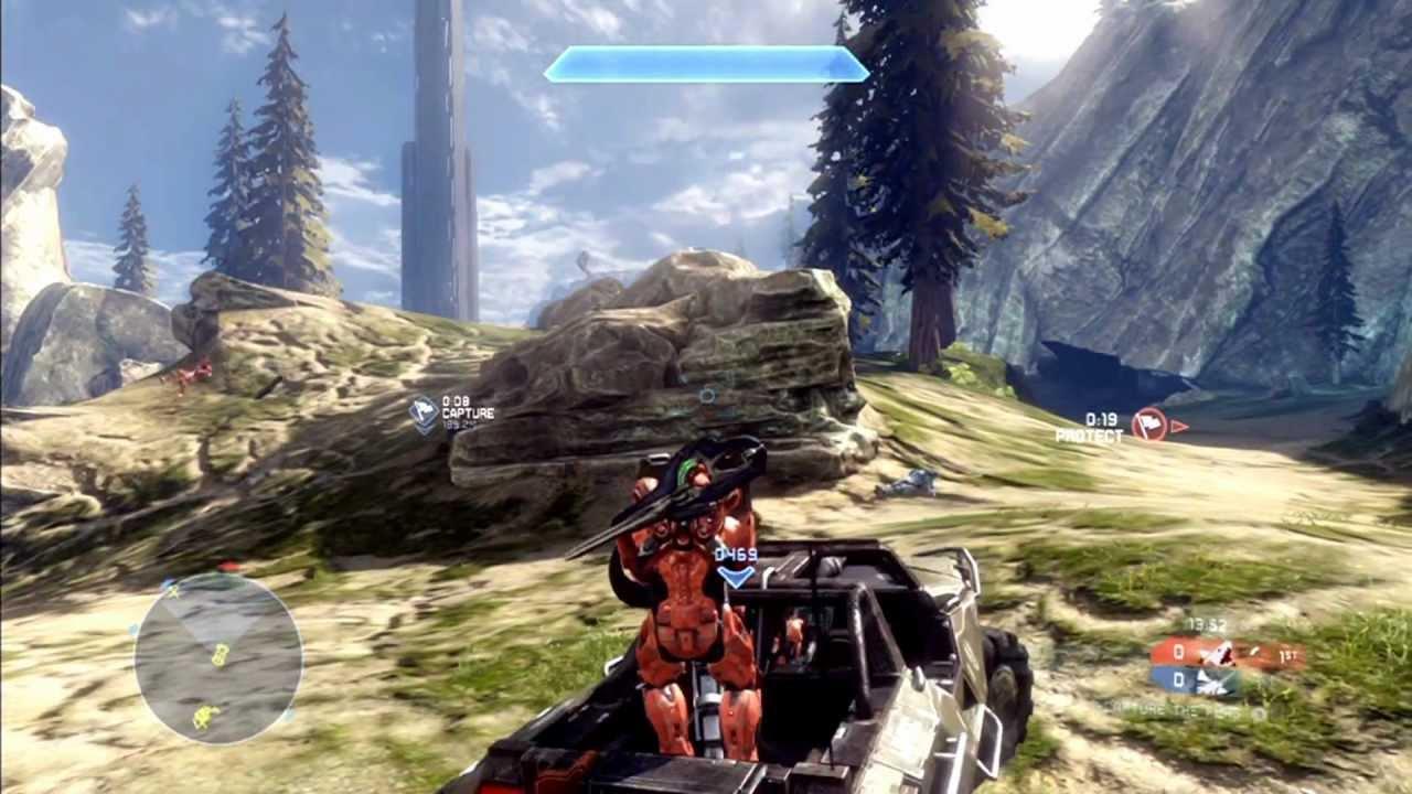 Halo 4 matchmaking Down hva du skal vite når dating en britisk mann