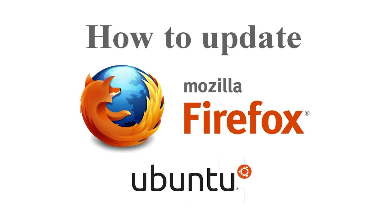 Update Firefox Ubuntu