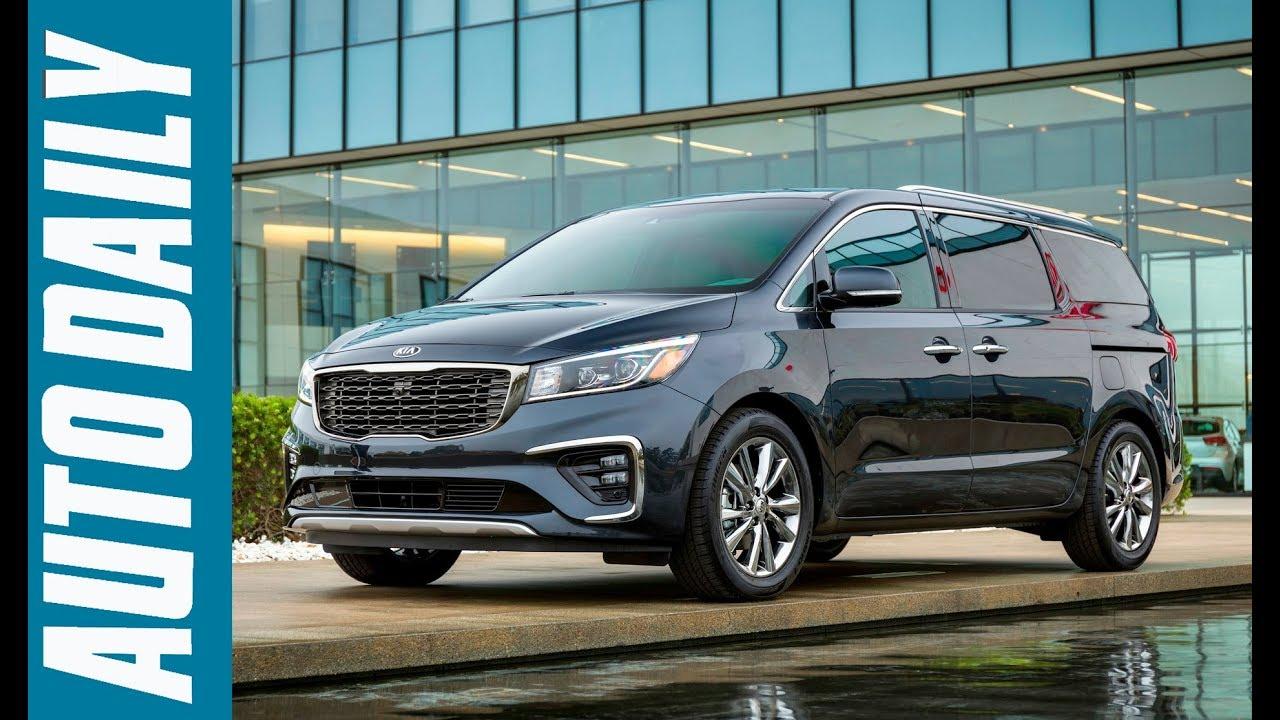 Kia Sedona 2019: Minivan lý tưởng dành cho gia đình |AUTODAILY.VN|